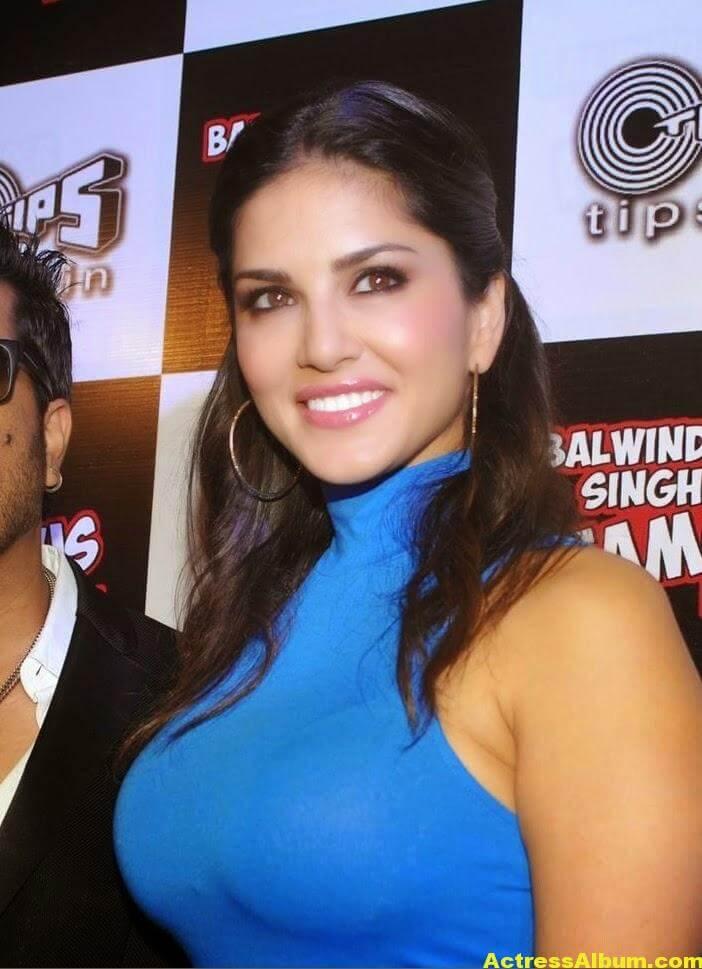Sunny Leone Indian Blue Film