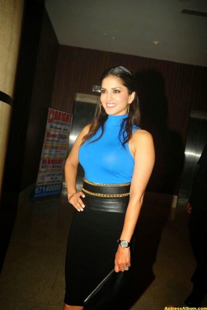 Actress Sunny Leone Latest Images 8