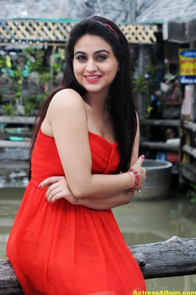 Aksha Latest cute and Spicy Photo 1