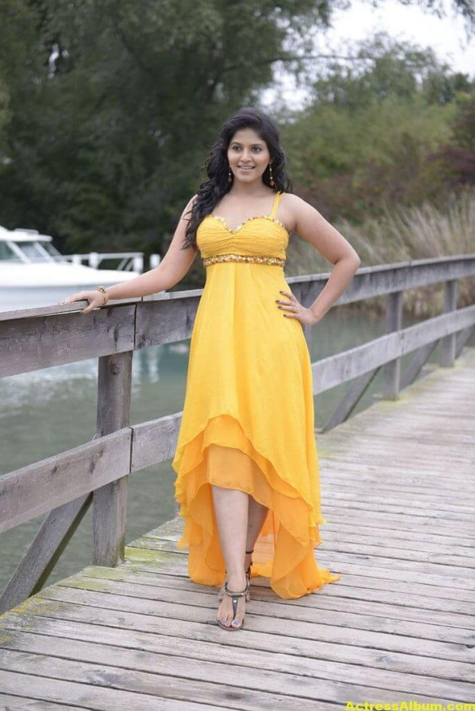 Anjali Latest Hot and Spicy Photo Gallery 2