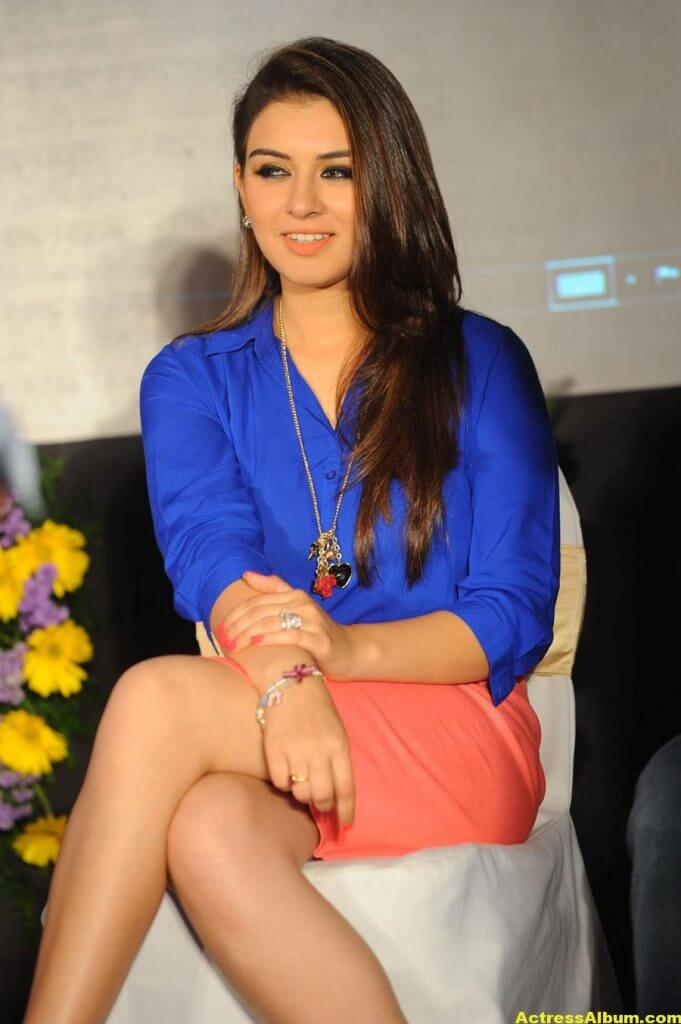 Hansika Motwani Latest Spicy Photo 1
