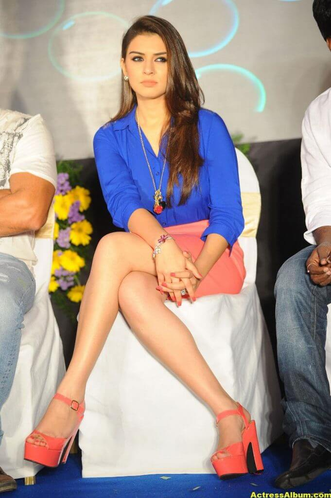 Hansika Motwani Latest Spicy Photo 2