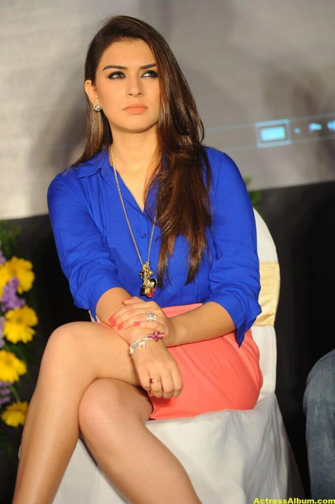 Hansika Motwani Latest Spicy Photo 3