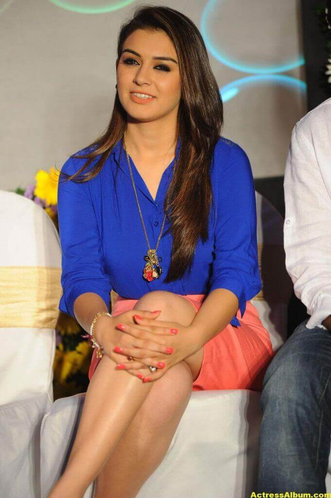 Hansika Motwani Latest Spicy Photo 4