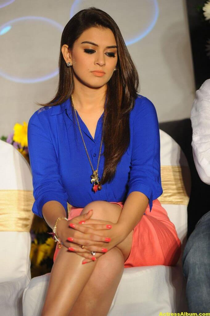 Hansika Motwani Latest Spicy Photo 5