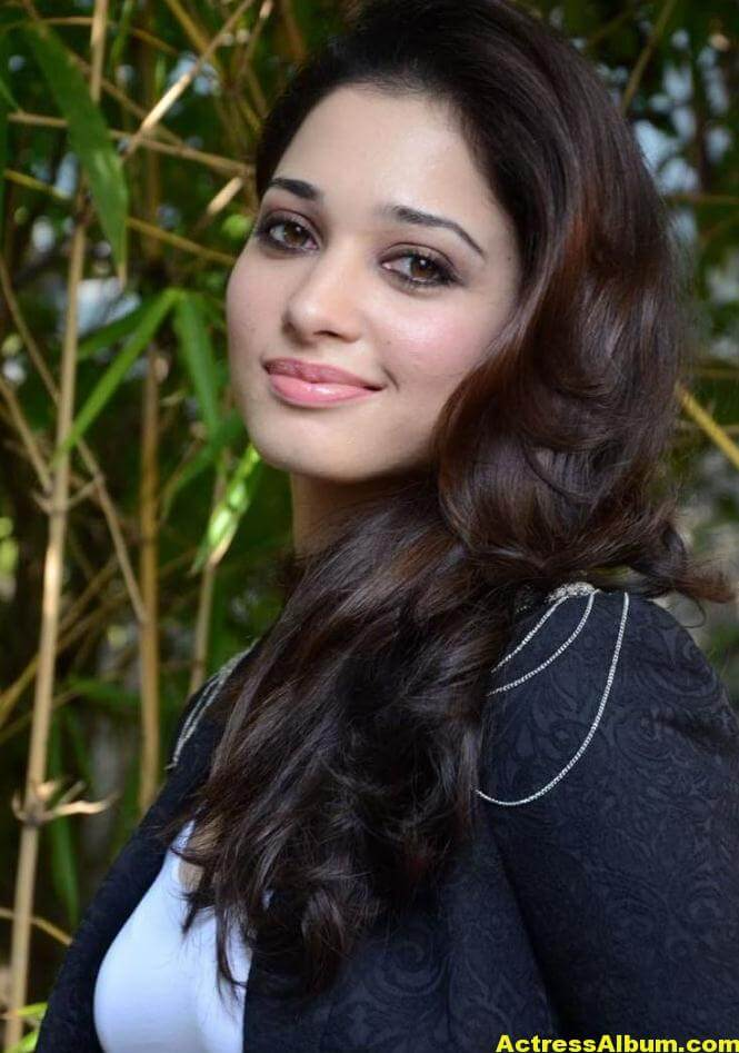 Tamanna latest black dress high quality photo shoots 1