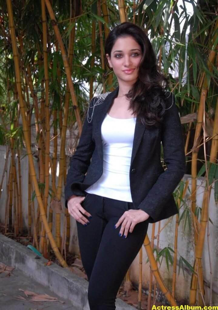 Tamanna latest black dress high quality photo shoots 2