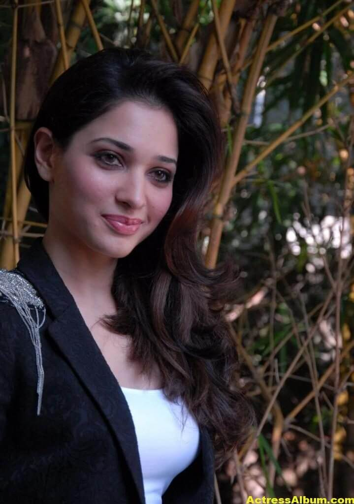 Tamanna latest black dress high quality photo shoots 5