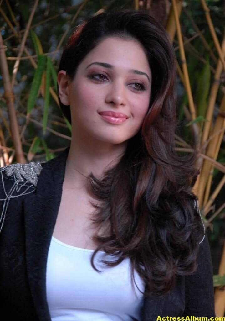 Tamanna latest black dress high quality photo shoots 6