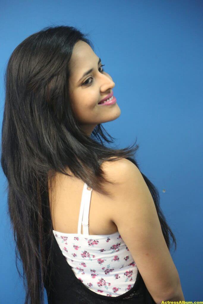 Actress Anasuya Latest Gallery 6