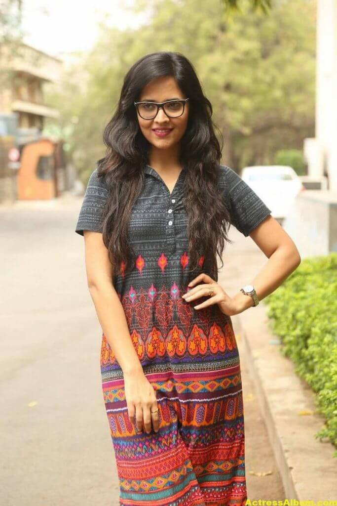 Anchor Anasuya Stylish Photos 2