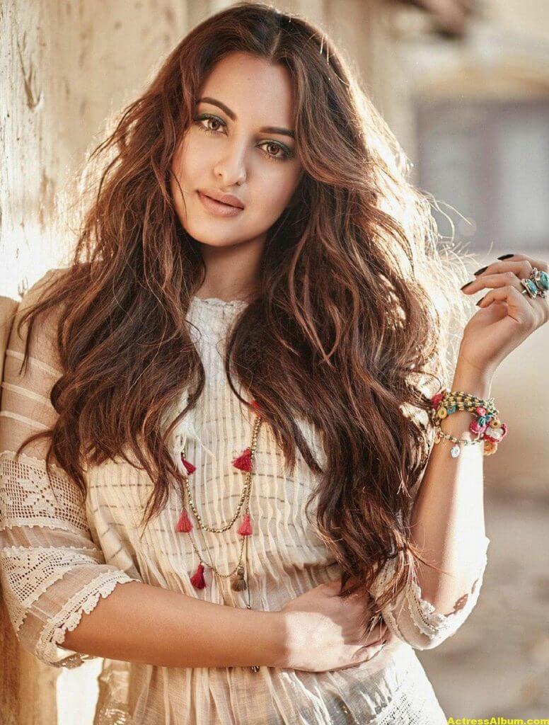Bollywood Actress Sonakshi Sinha Latest Photoshoot 1