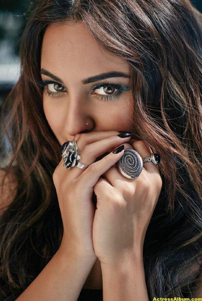 Bollywood Actress Sonakshi Sinha Latest Photoshoot 2