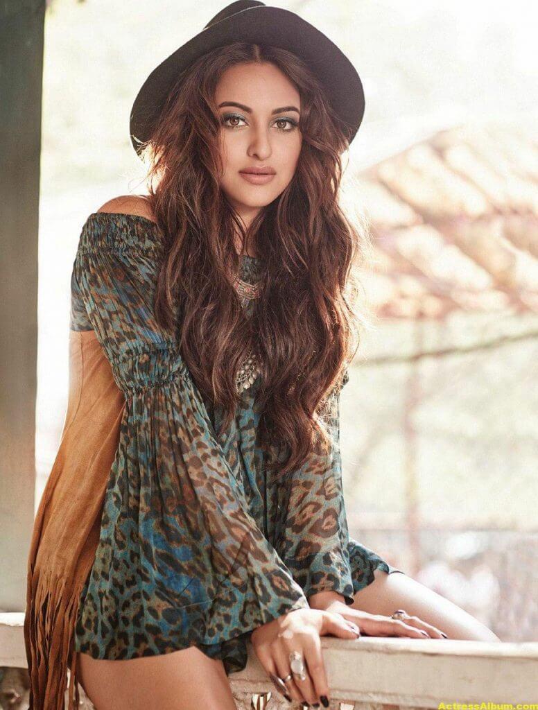 Bollywood Actress Sonakshi Sinha Latest Photoshoot 5