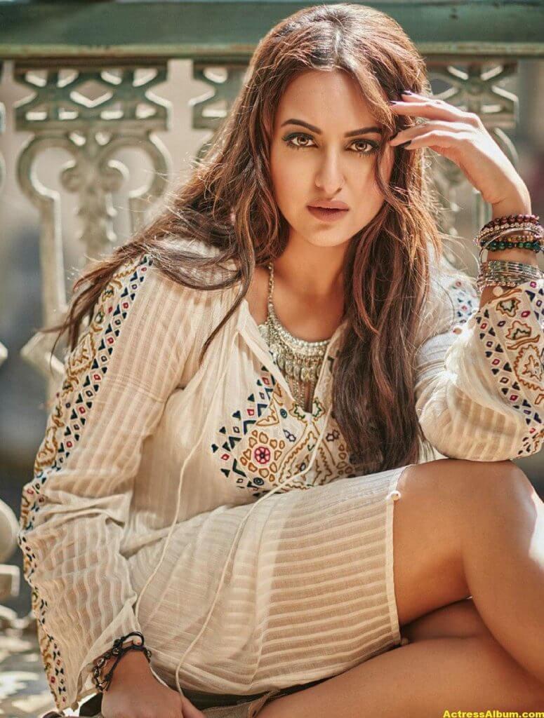 Bollywood Actress Sonakshi Sinha Latest Photoshoot 7
