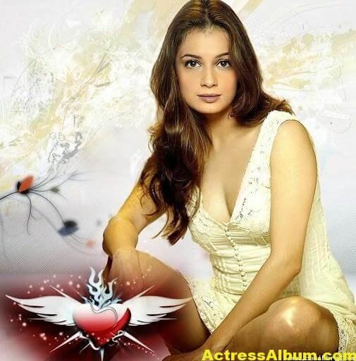 Bollywood Model Dia Mirza Latest Photos 4