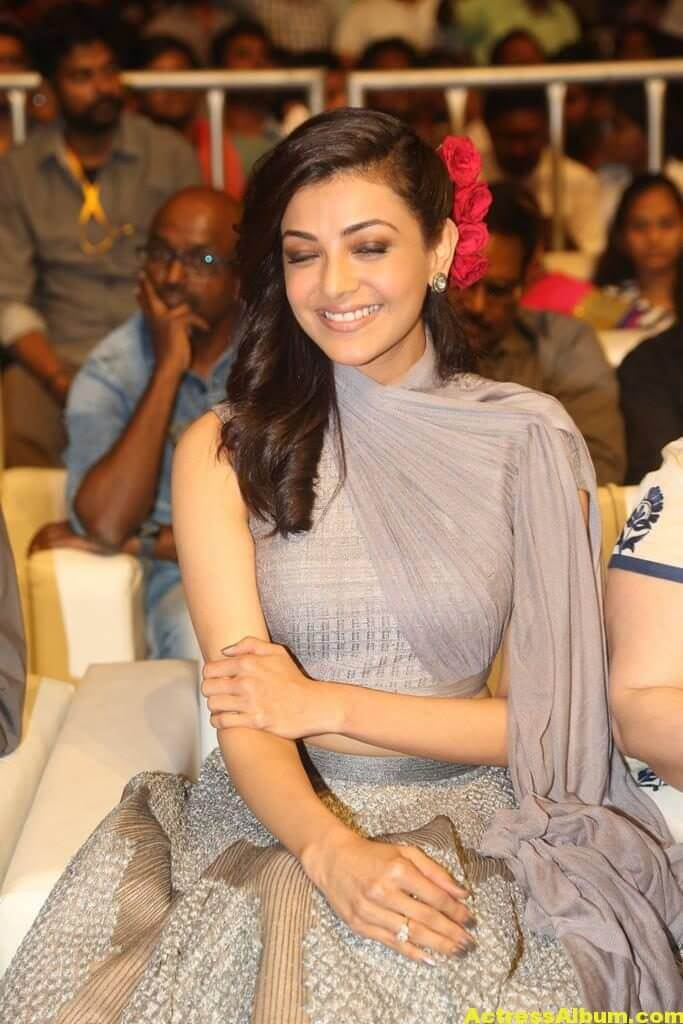Kajal Aggarwal Photos At Sardaar Gabbar Singh (6)