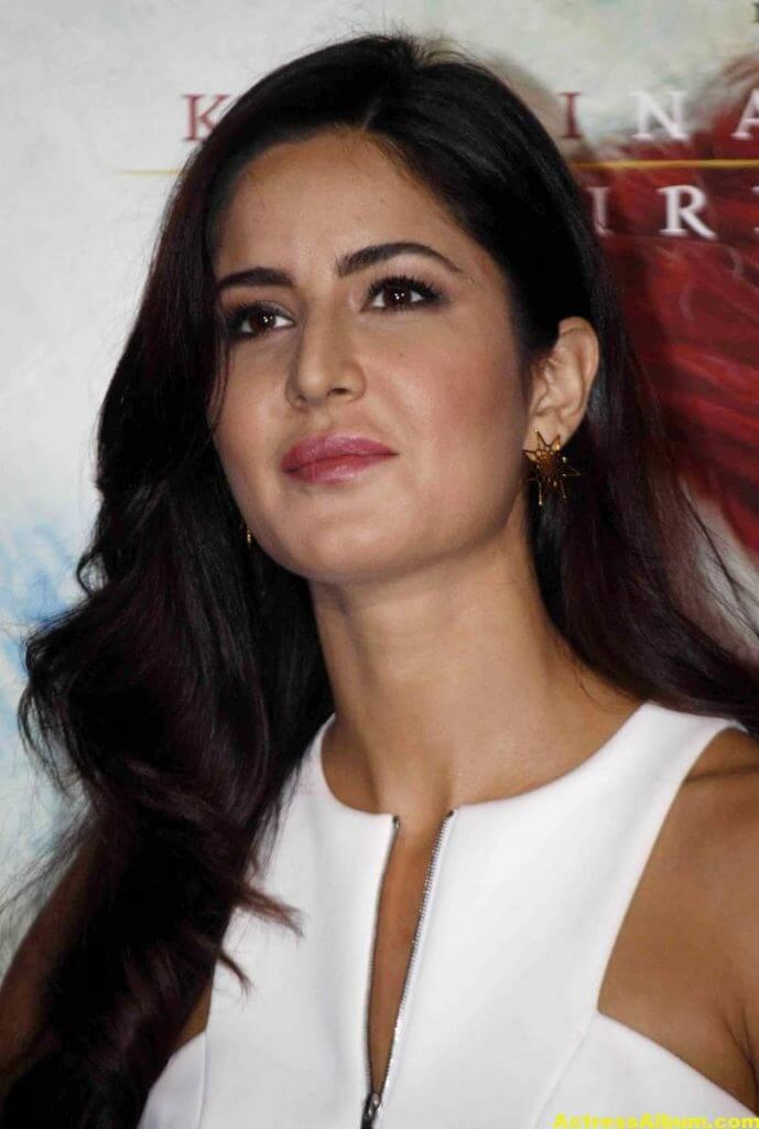 Katrina Kaif Hot Pictures in White Dress 2