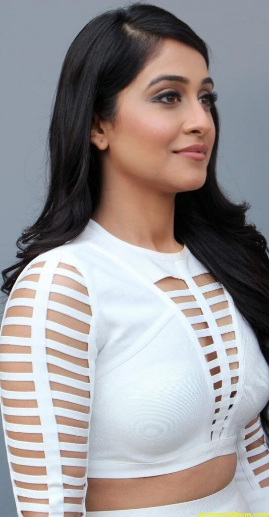 Regina Cassandra Hot Photoshoot In White Dress (5)