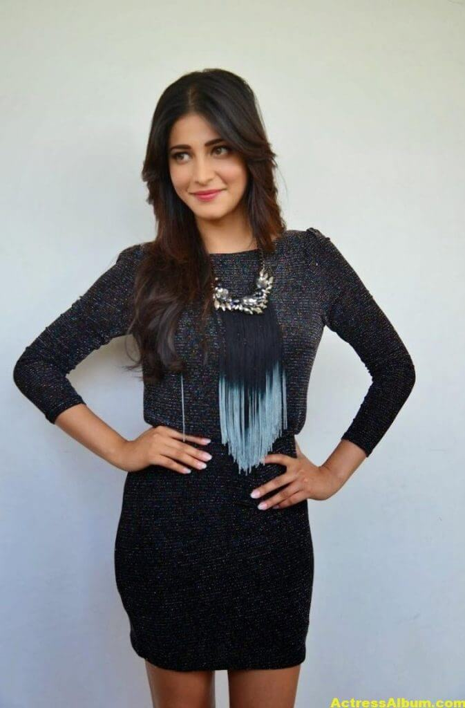 Shruti Haasan Latest Hot Legs Showing Photoshoot 6