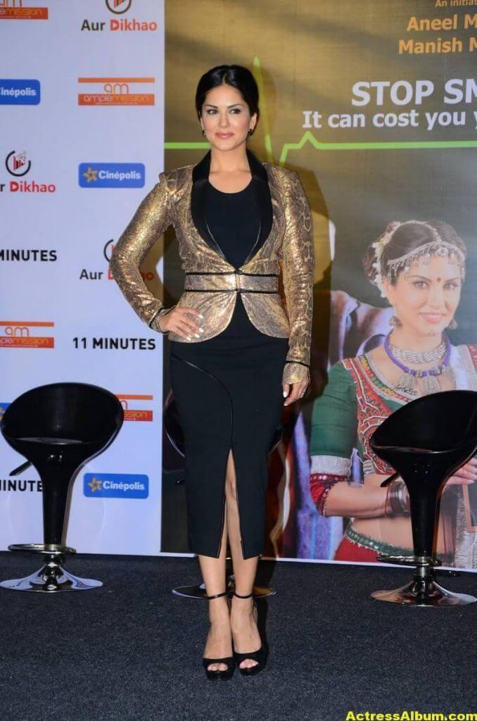 Sunny Leone Latest Hot Legs Showing Photoshoot 2