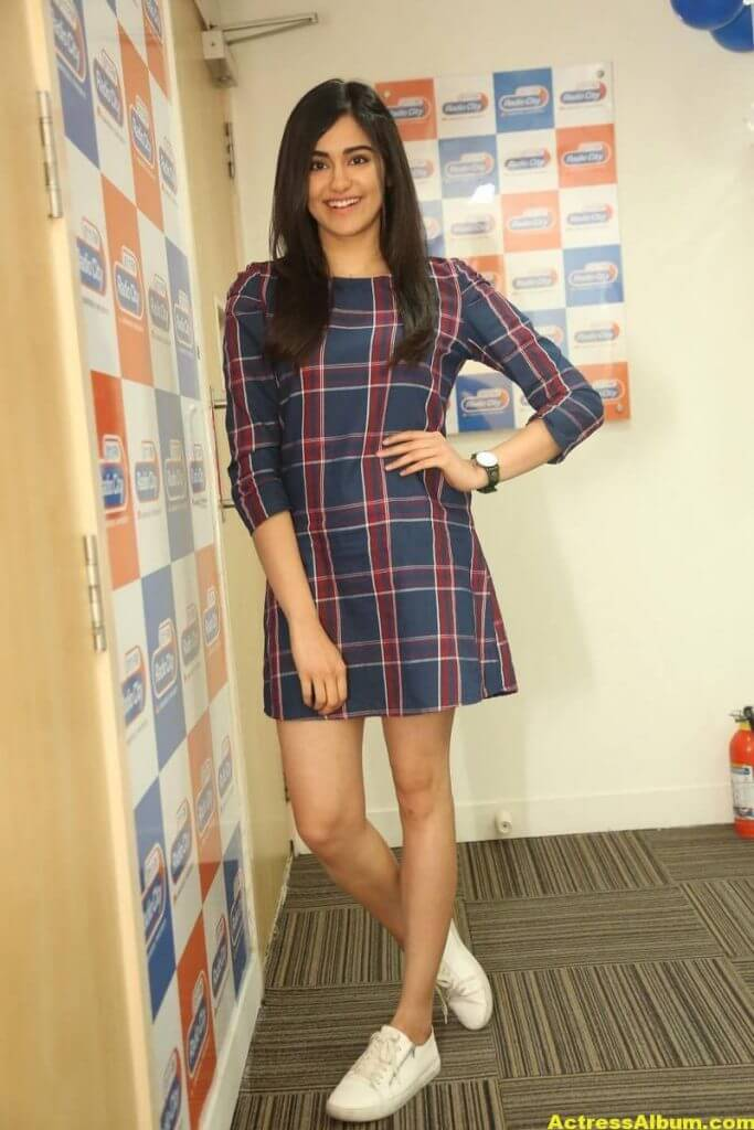 Tamil Actress Adah Sharma Hot Images 1