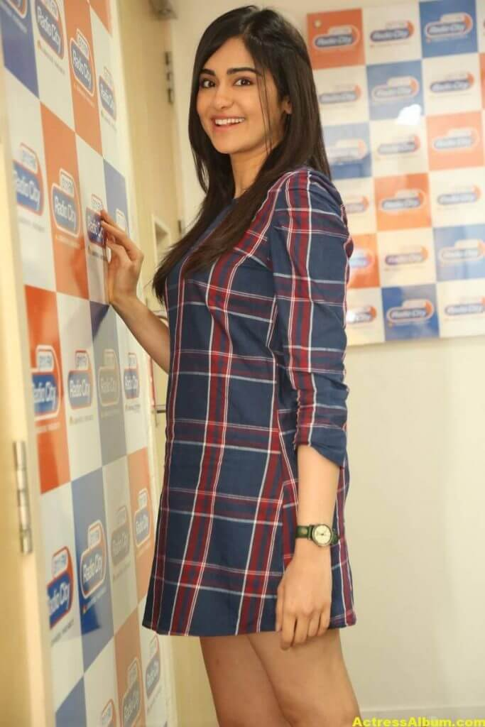 Tamil Actress Adah Sharma Hot Images 2