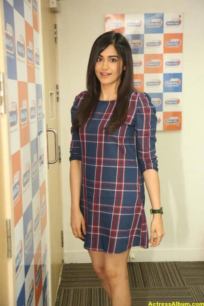 Tamil Actress Adah Sharma Hot Images 3