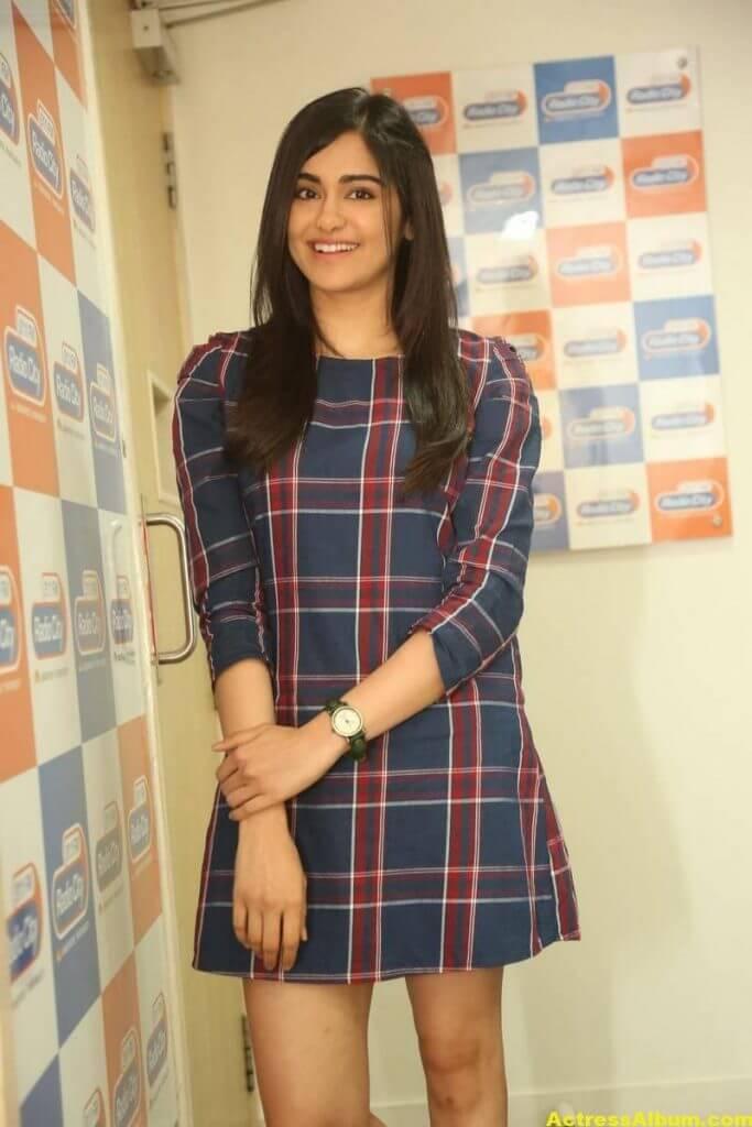 Tamil Actress Adah Sharma Hot Images 5