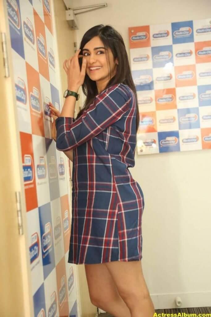 Tamil Actress Adah Sharma Hot Images 6