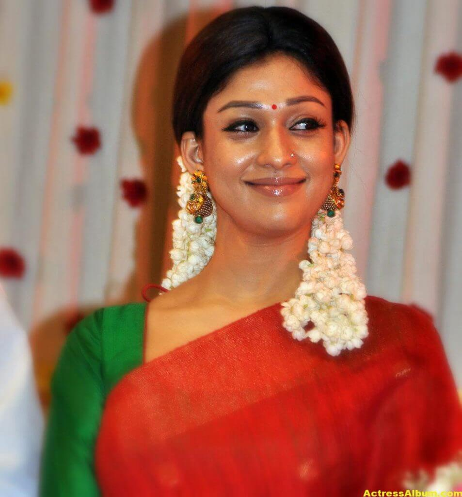 Tamil Actress Nayantara Latest Photos 1