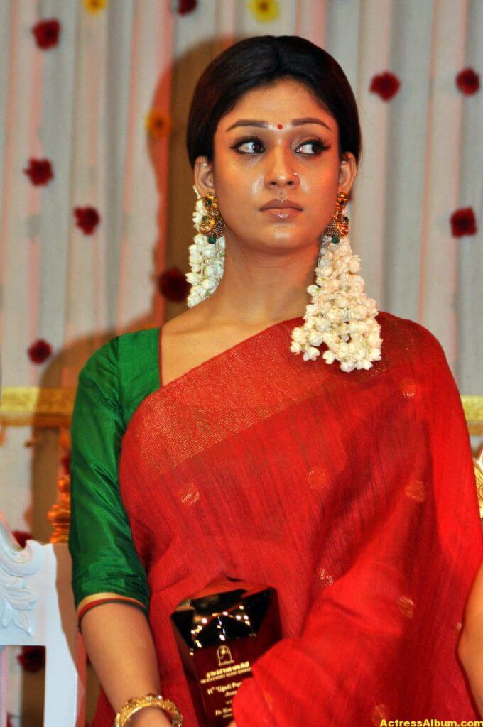 Tamil Actress Nayantara Latest Photos 2