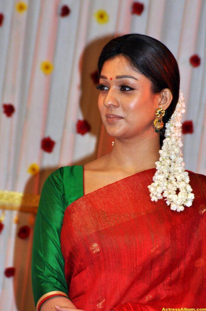 Tamil Actress Nayantara Latest Photos 3
