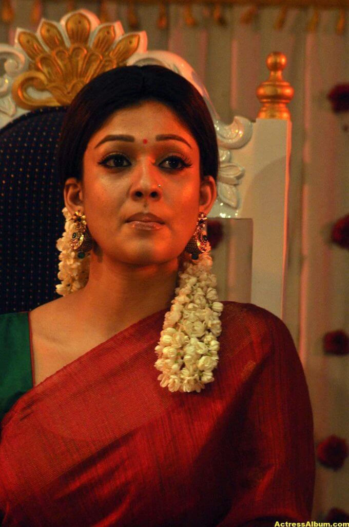 Tamil Actress Nayantara Latest Photos 4