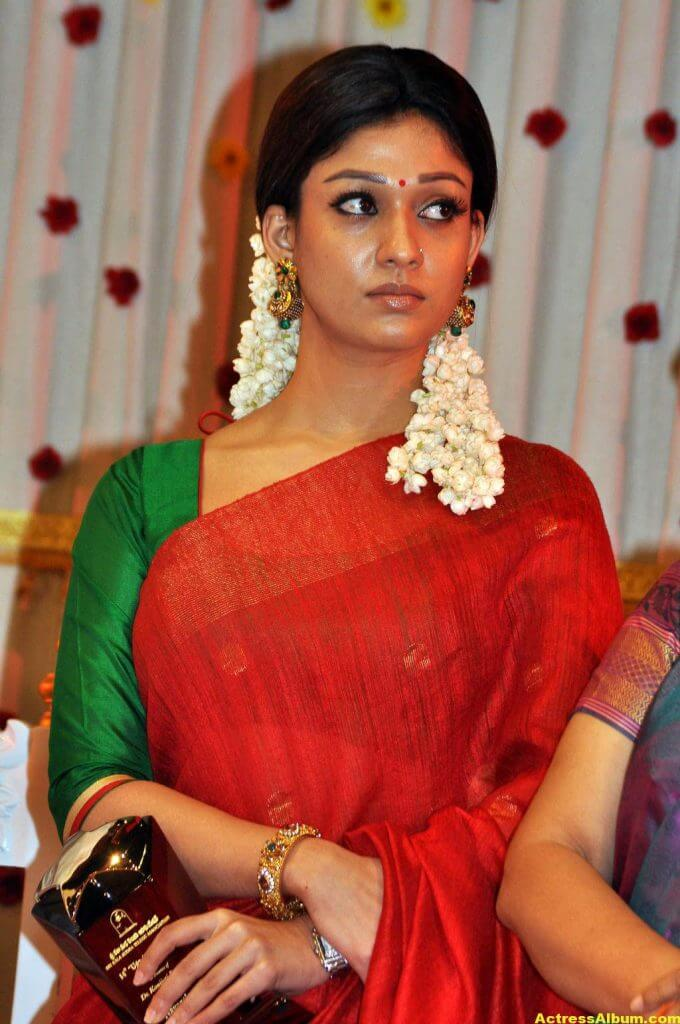 Tamil Actress Nayantara Latest Photos 6