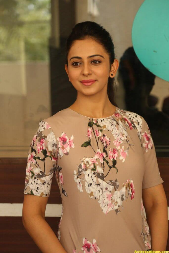 Tamil Actress Rakul Preet Latest Photos 1