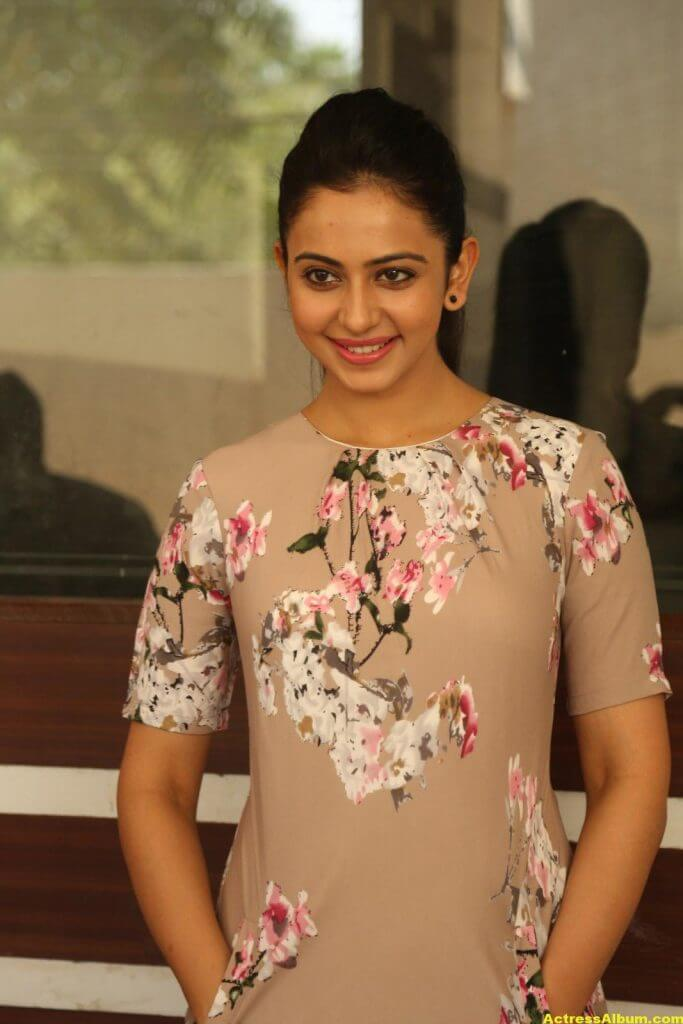 Tamil Actress Rakul Preet Latest Photos 2