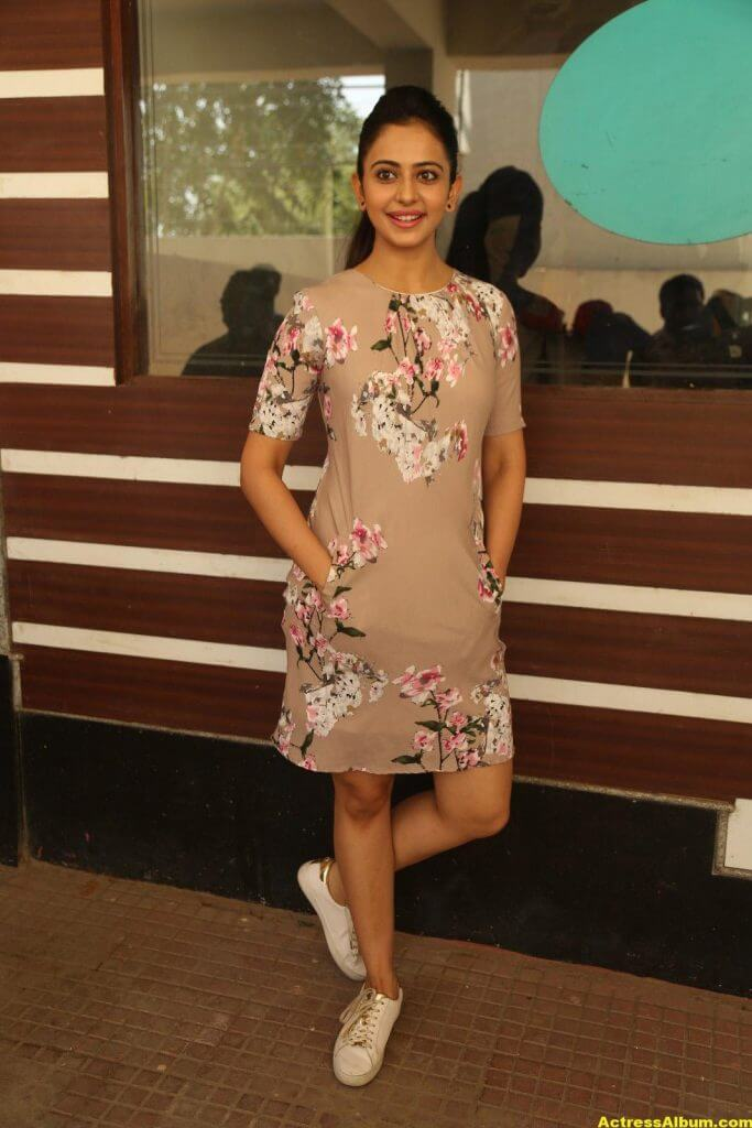 Tamil Actress Rakul Preet Latest Photos 3