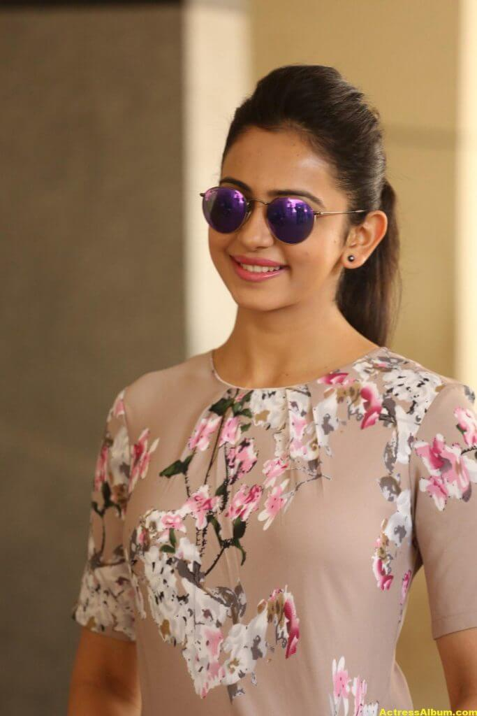 Tamil Actress Rakul Preet Latest Photos 5