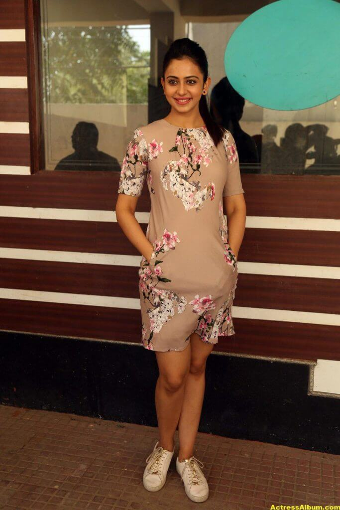 Tamil Actress Rakul Preet Latest Photos 6
