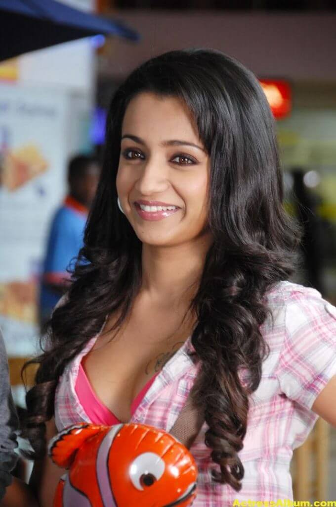 Trisha Latest Cute Beautiful Photos 3