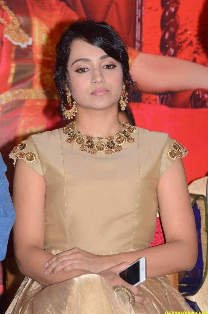 Trisha Latest Cute Beautiful Photos 5