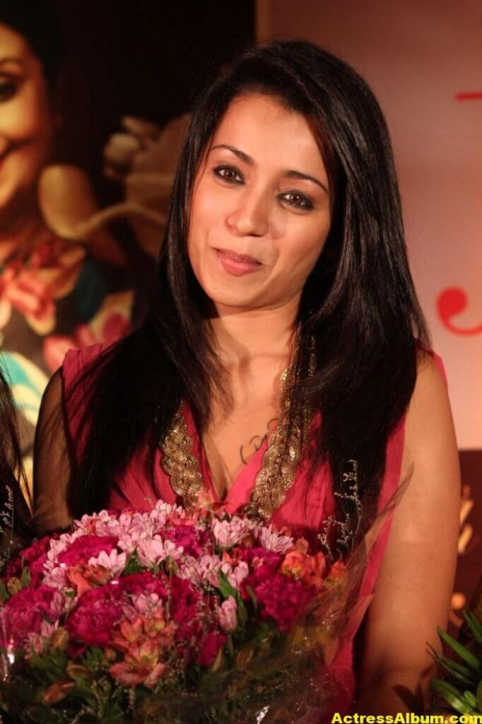 Trisha Latest Cute Beautiful Photos 6