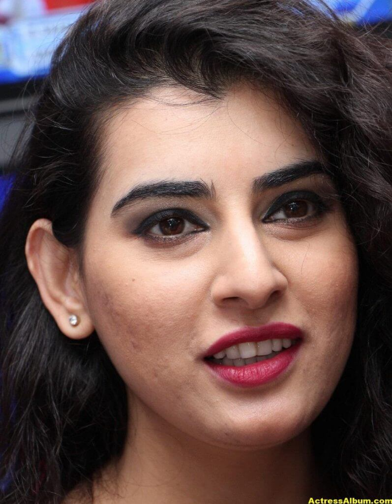Archana Veda Latest Hot Face Close Up Photos (6)