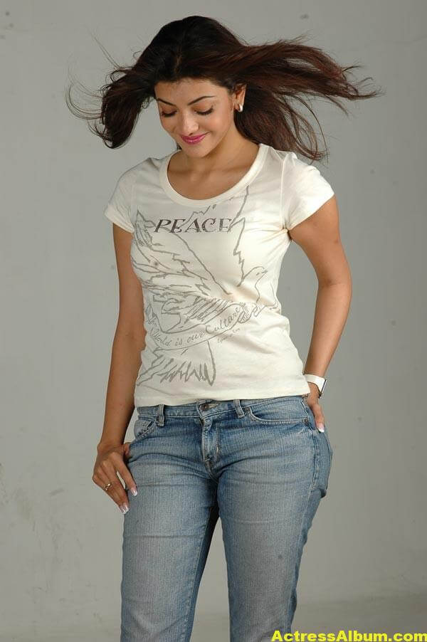 Kajal Agarwal Cute Photos 2