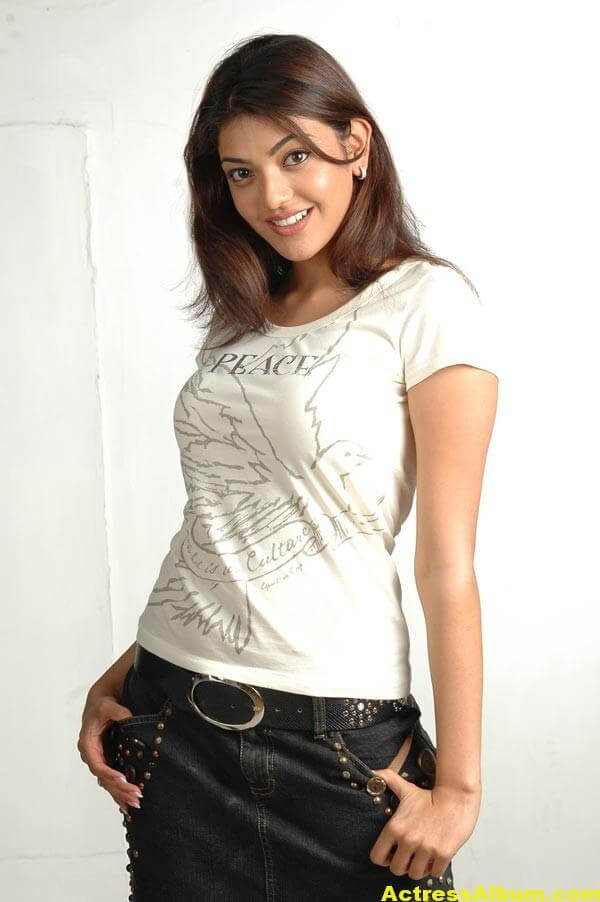 Kajal Agarwal Cute Photos 5