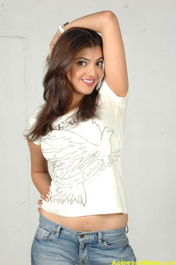 Kajal Agarwal Cute Photos 7