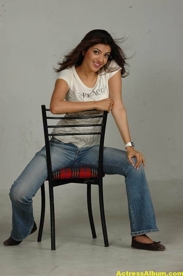 Kajal Agarwal Cute Photos 8