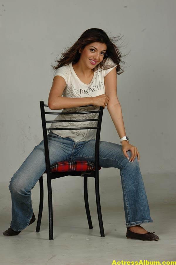 Kajal Agarwal Cute Photos 8