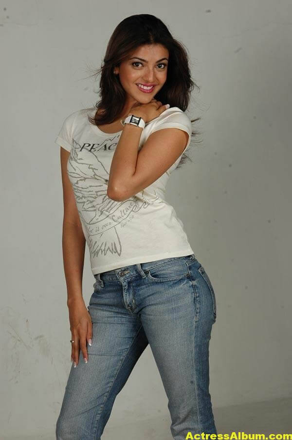 Kajal Agarwal Cute Photos 9